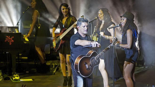 Alejandro Sanz impulsa la alianza anti-reventa de entradas para conciertos