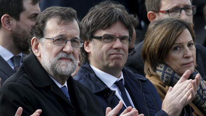 Iceta habla de contactos al máximo nivel con la Generalitat y el Gobierno niega reuniones secretas