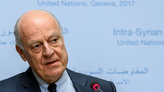 Rusia pide a sus aliados sirios que detengan los bombardeos durante la negociación de paz