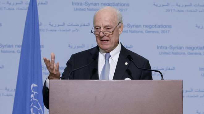 Las negociaciones de paz sobre Siria concluyen con una «agenda clara»