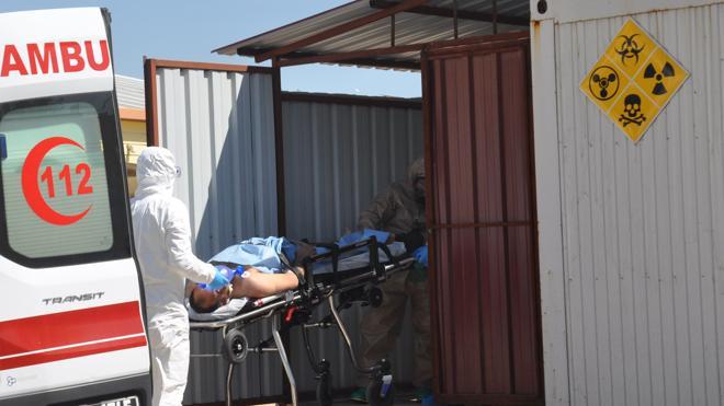 La comunidad internacional condena el «inhumano» ataque químico en Siria
