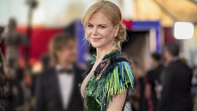 El álbum íntimo de Nicole Kidman
