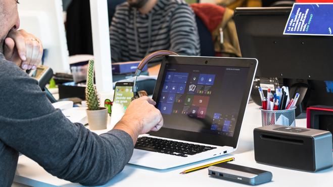 Portátiles españoles que plantan cara a Apple y Microsoft