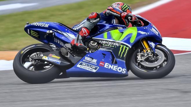 En una pista de motocross a ¡350 km/h!