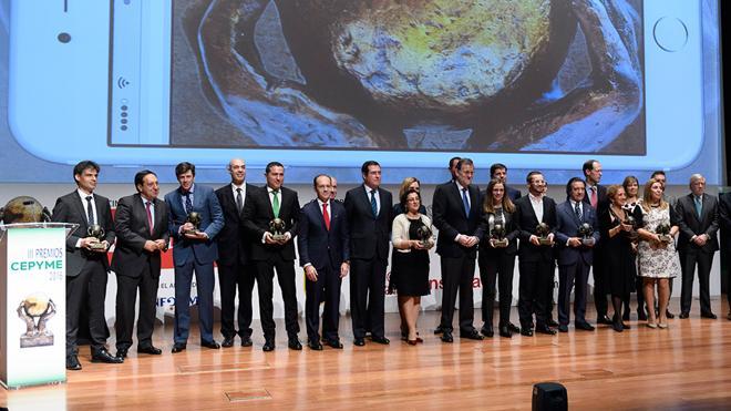 Cepyme convoca la cuarta edición de sus premios