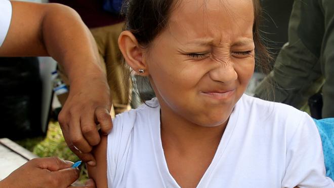 La OMS destaca los beneficios de la vacunación en todas las etapas de la vida