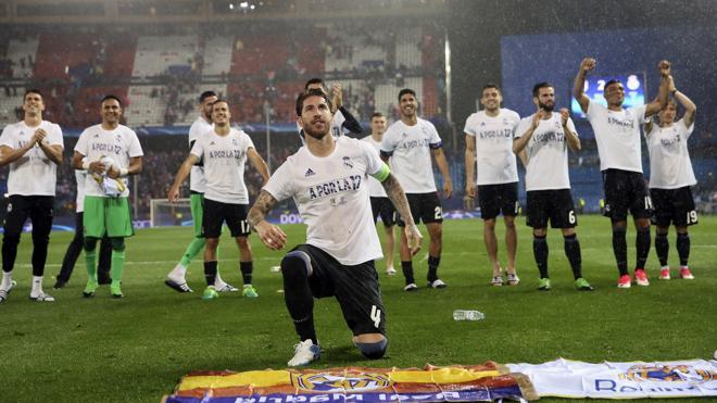 Isco y Benzema despiertan al Atlético de un sueño