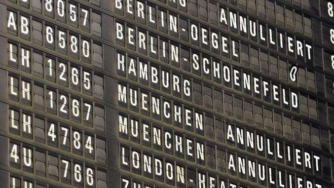 Desalojan un avión en Alemania que iba a Mallorca por una «conversación sospechosa» entre pasajeros