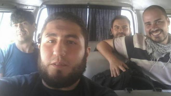 Antonio Pampliega habla sobre su secuestro por Al Qaeda: «El traductor nos vendió»