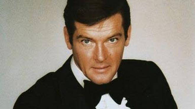 Muere el actor Roger Moore a los 89 años