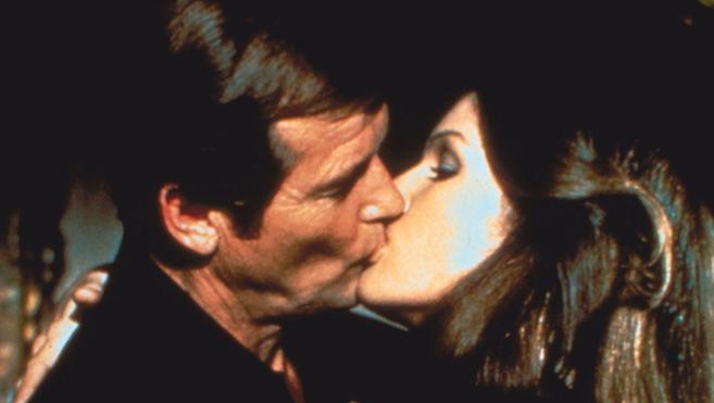 Las siete mujeres de Roger Moore