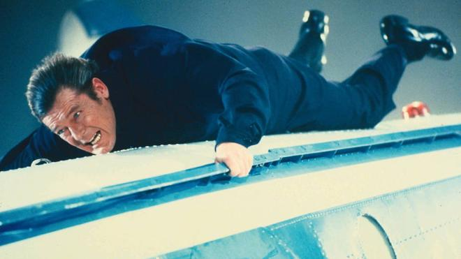 Cinco cosas de Roger Moore que (quizá) no sabías