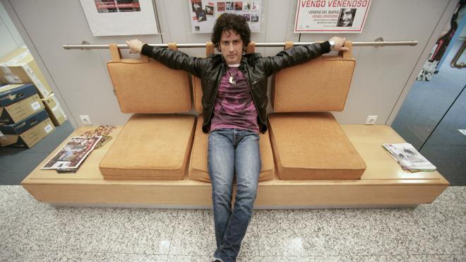 Coti: «De mayor, quiero ser como Bob Dylan»