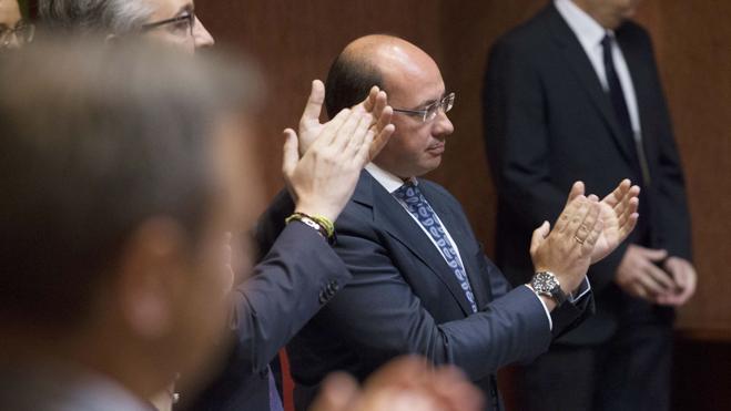 Pedro Antonio Sánchez, citado a declarar como investigado en la 'operación Púnica'