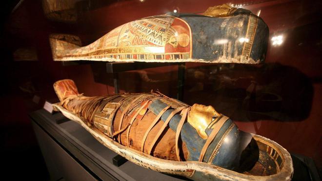 Reconstruyen por primera vez el genoma de momias egipcias