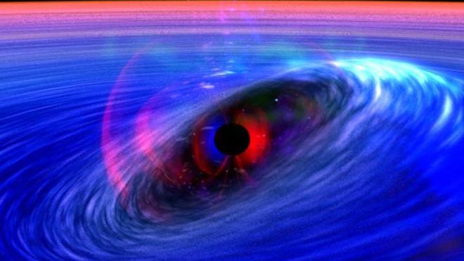 Descubren nuevos motivos del oscurecimiento de los agujeros negros