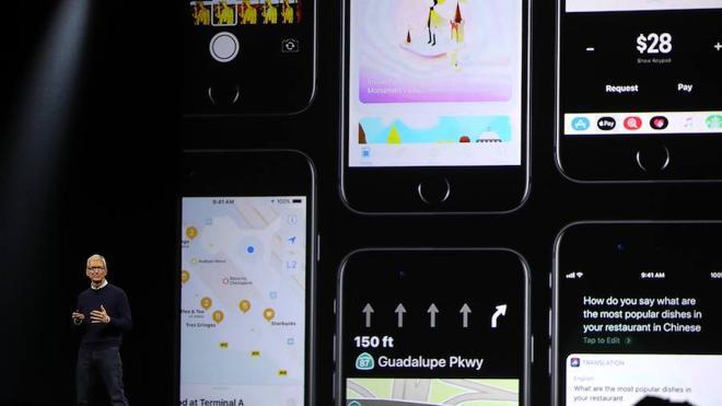 Apple ilusiona con iPad Pro, iMac Pro y el altavoz HomePod