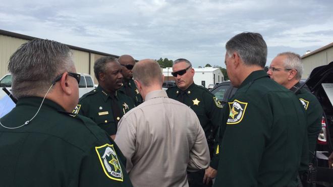 Cinco muertos en un tiroteo en una zona industrial en Orlando