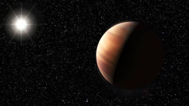 Descubren un planeta más caliente que la mayoría de las estrellas