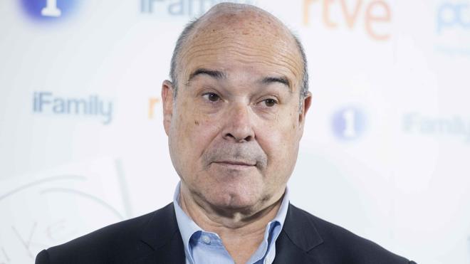 Antonio Resines confiesa haber sido operado de un cáncer de colon