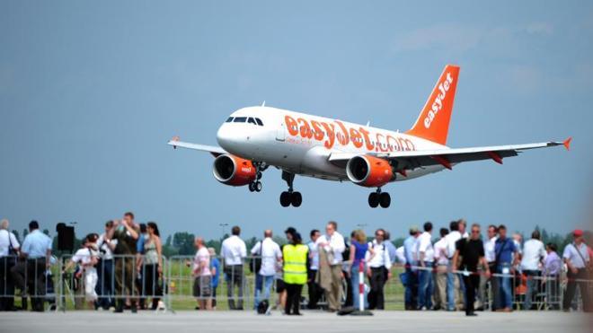 Aterrizaje de emergencia en Colonia por una conversación sospechosa a bordo