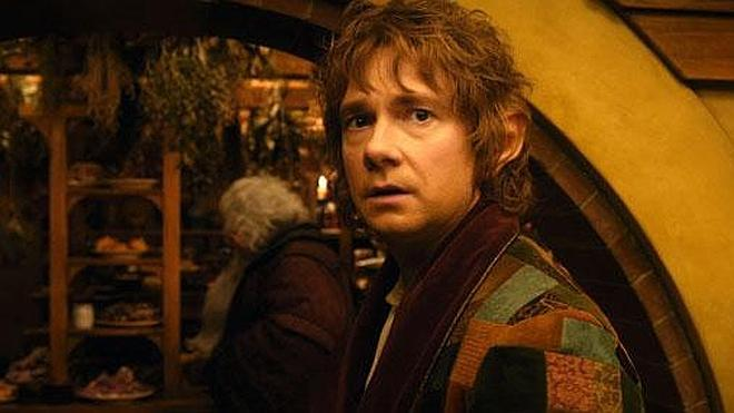'El Hobbit' reina en Navidad