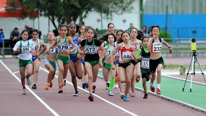 El atletismo se despidió en Los Corrales