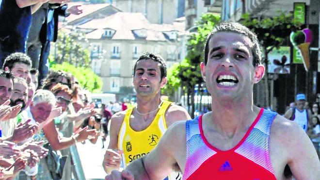 Un segundo para decidir una maratón