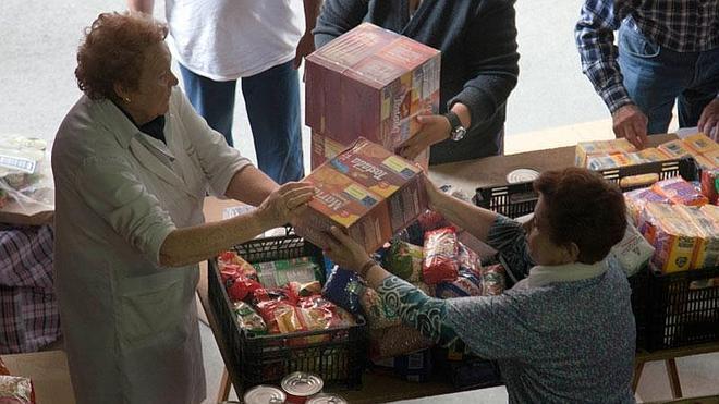 La Plataforma de Alimentos cubre las necesidades de 220 familias del municipio