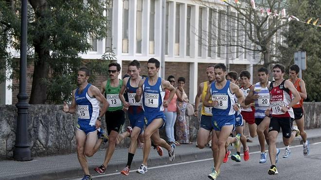 """La Milla Urbana reunirá a """"los mejores atletas de Cantabria"""" el 22 de junio en la Avenida de España"""