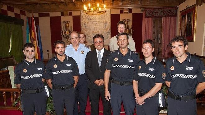 Nuevos refuerzos policiales
