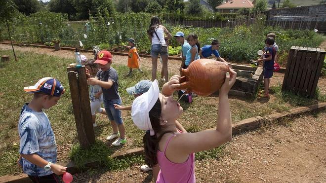 6.614 niños han participado en las actividades de la Escuela de Medio Ambiente de Camargo