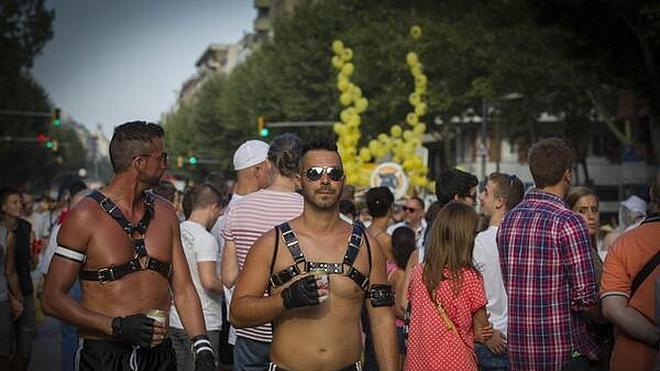 Barcelona celebra las fiestas del orgullo gay