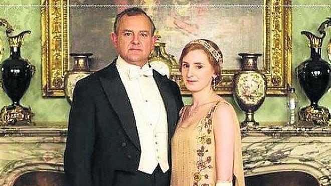 Gazapo 'histórico' en Downton Abbey