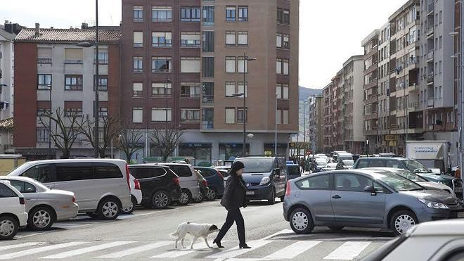 Camargo reordenará la circulación en la calle Menéndez Pelayo del casco urbano