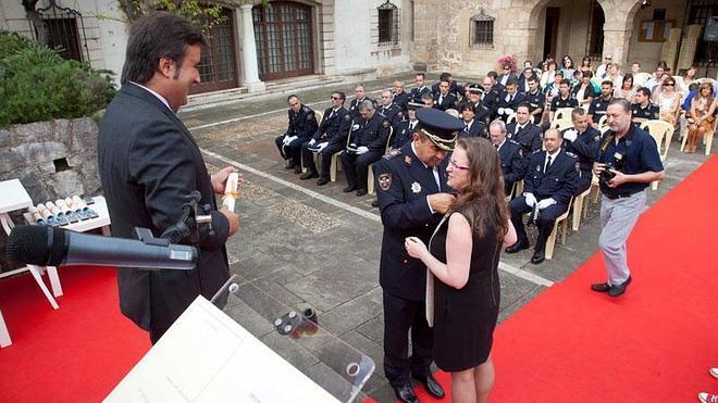 La Policía Local entregará sus condecoraciones el 29 de septiembre