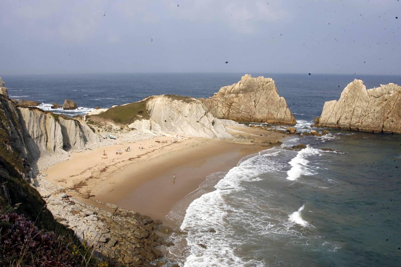 Playas Nudistas Cantabria Mapa.Sin Pecado Original El Diario Montanes