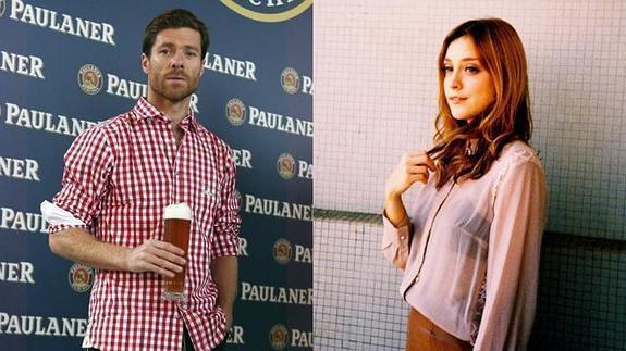 Fue infiel Xabi Alonso a su mujer con la cantante de Russian Red ... 71cba55bc073d