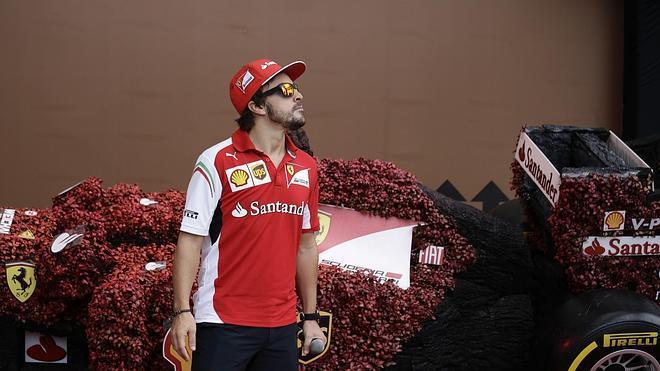 """Alonso: """"Algún día filtraré yo algo que no guste"""""""
