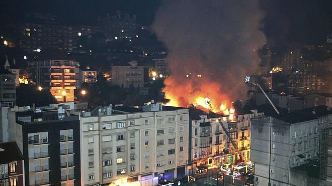 La responsabilidad patrimonial del incendio de Tetuán llega a juicio