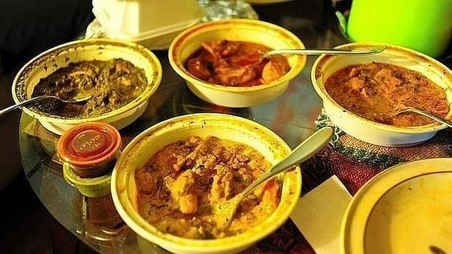 Cinco platos indios para hacer en casa en menos de una hora