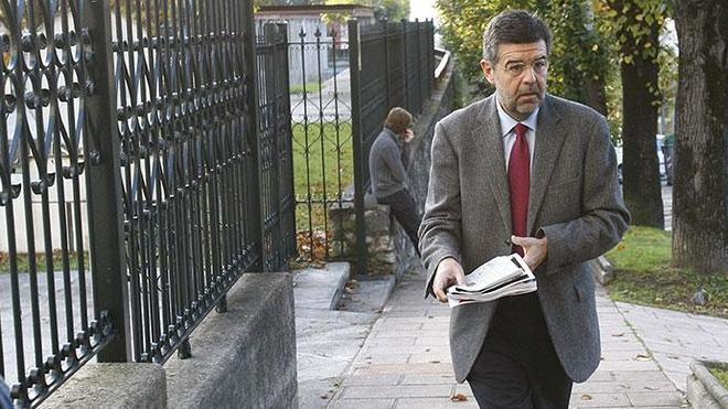 El juez Parra archiva el 'caso GFB'
