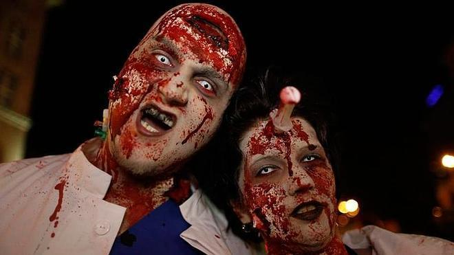 Halloween en el mundo: los mejores disfraces