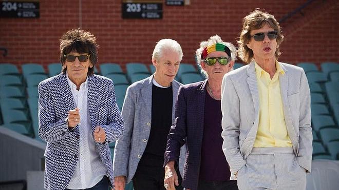 El millonario juicio de los Rolling Stones
