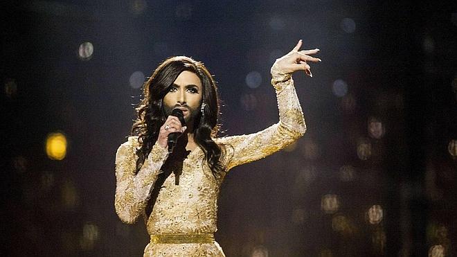 Conchita presentará Eurovisión