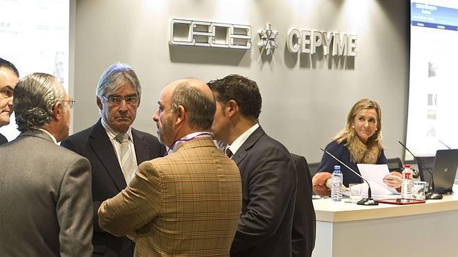 Gema Díaz Real se presentará a la reelección como presidenta de la CEOE