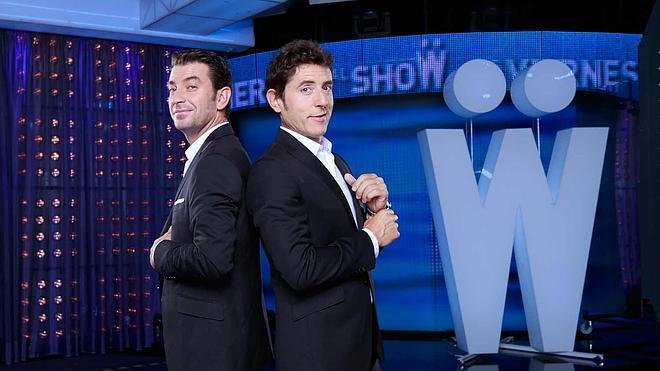 Antena 3 cancela 'Los viernes al show'