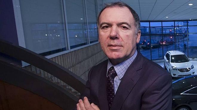 Vidal de la Peña, nuevo presidente de la CEOE de Cantabria