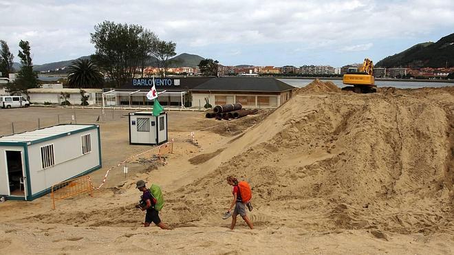 ARCA sugiere que las obras del puerto han afectado al Puntal