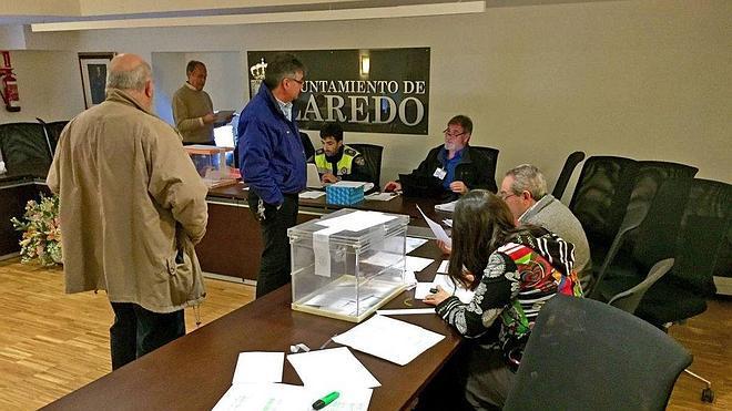 El 80% de los trabajadores municipales de Laredo eligen a sus delegados sindicales